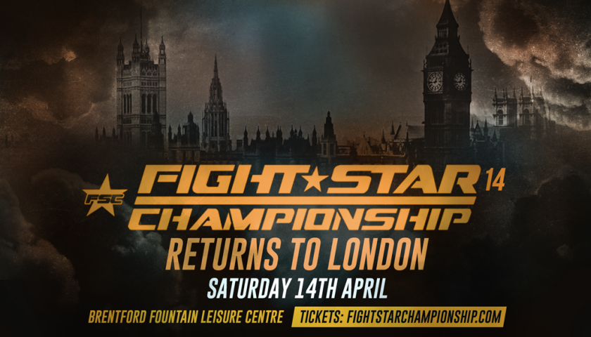 Fight Star Championship 14 – London – Pay-Per-View event