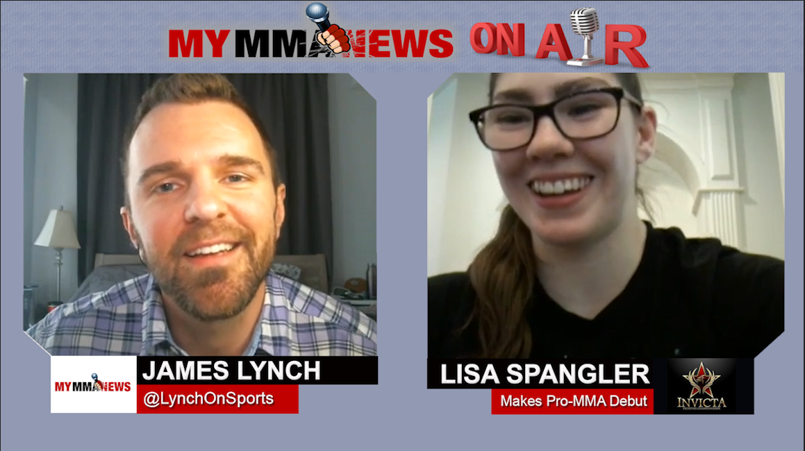 Lisa Spangler Talks Invicta FC 29, New Opponent & Dungeons/Dragons
