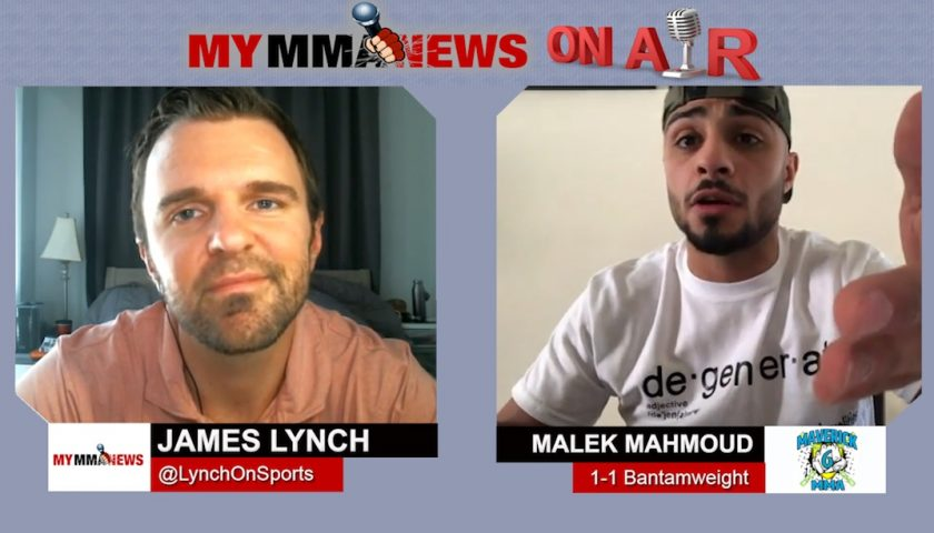 """Malek Mahmoud responds to Vladimir Kasbekov, wants rematch in """"any weight class"""""""