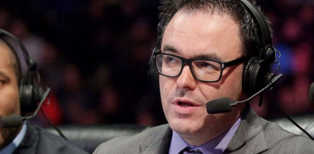 Mauro Ranallo documentary airs during Mental Health Awareness Month