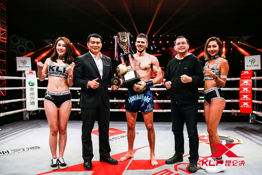 Kunlun Fight 71 results - Anatoliy Moissev and Niclas Ricky Larsen advance