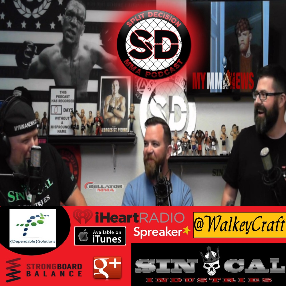 Split Decision MMA Podcast - UFC 223 drama unfolds