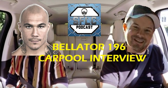 Bellator 196 headliner Roger Huerta talks fight with Benson Henderson
