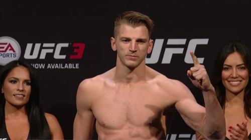 UFC Fight Night 128: New Zealand's Dan Hooker Set to Fight Jim Miller Betting Odds