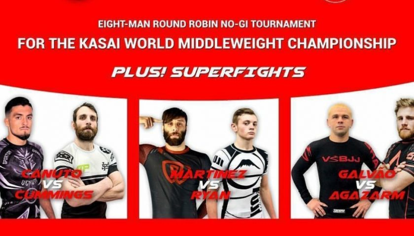 KASAI PRO 2 Results Live From Brooklyn