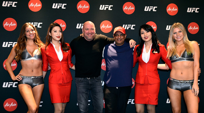 UFC Confirms First Multi-Year Live Event Deal in Asia