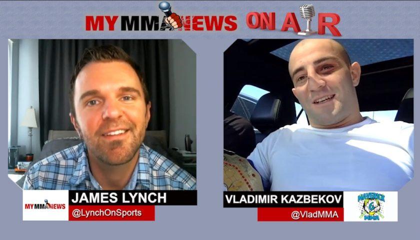 Vladimir Kazbekov Talks Maverick MMA Bantamweight Title Victory