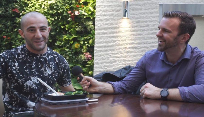 Vladimir Kazbekov talks Maverick MMA title fight April 14th