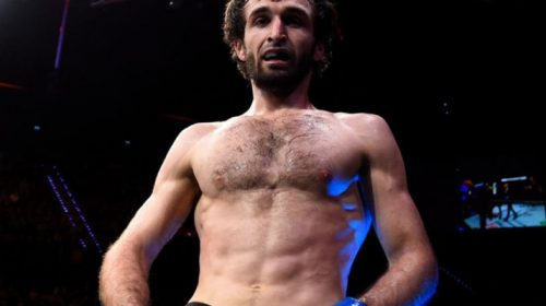 Report: Zabit Magomedsharipov gets new UFC contract