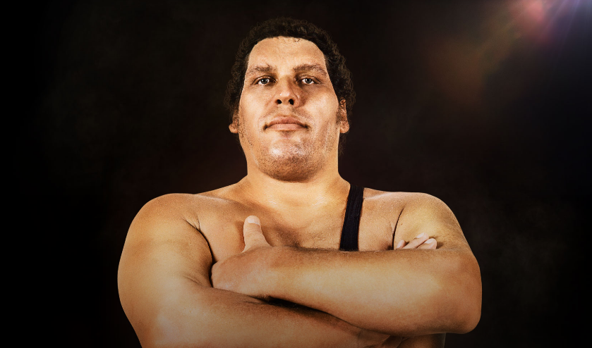 Andre The Giant airs Tuesday night on HBO - Do Not Miss