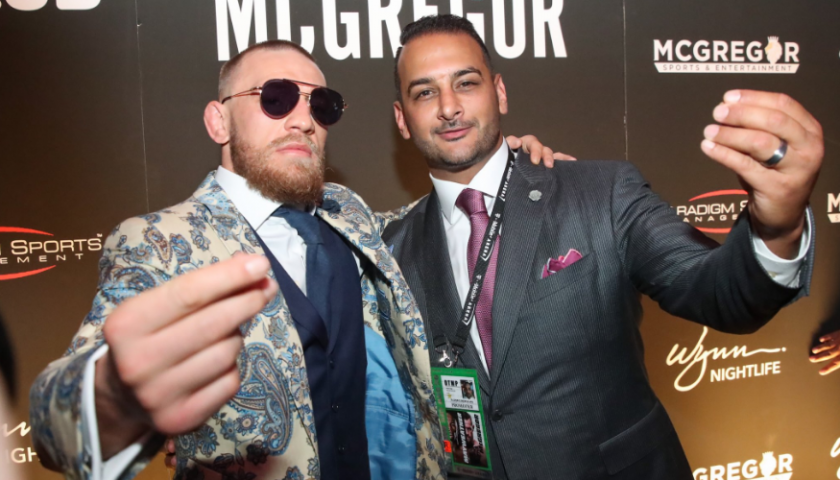 Conor McGregor's manager issues statement following bus attack