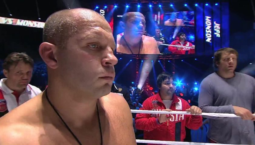 Fedor Emelianenko to join Russian delegation for national sports exhibition