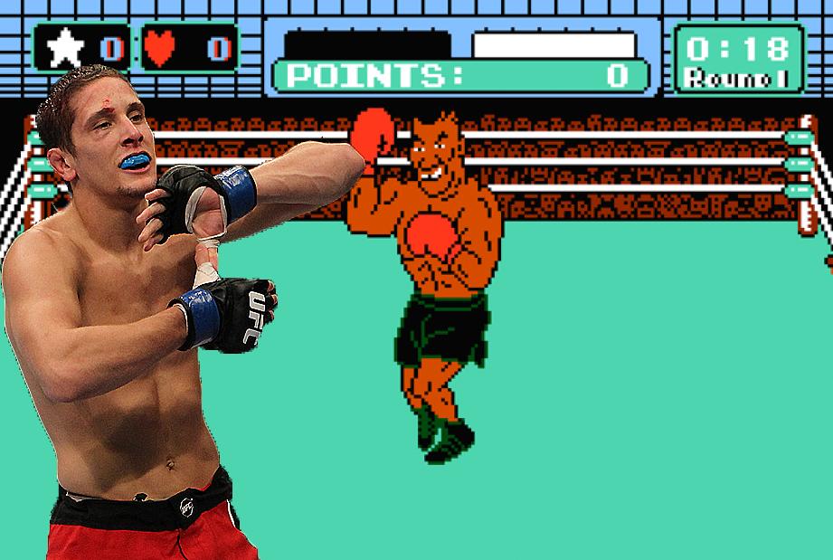 Jimy Hettes, Mike Tyson's punchout