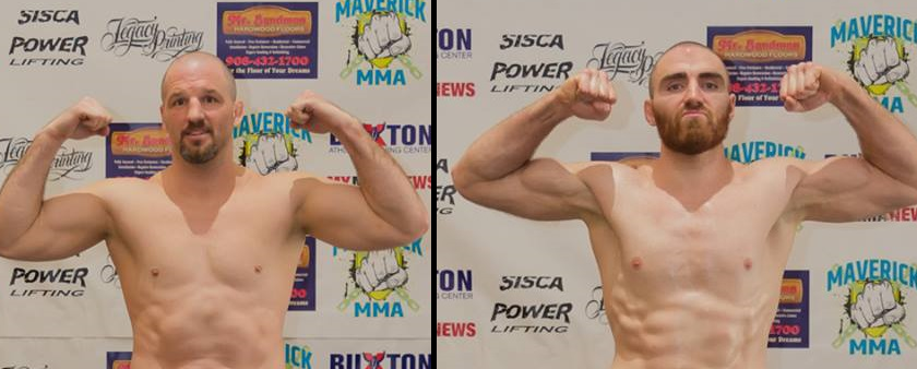 Maverick MMA 6 weigh-in results, Matt Hamill cleared for main event