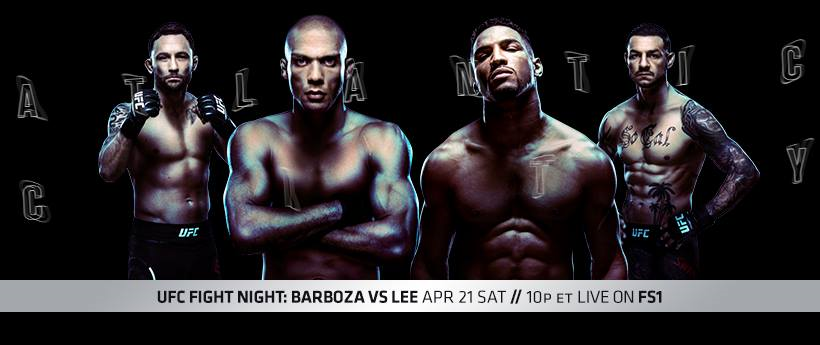 UFC Fight Night 128 Results - Edson Barboza vs Kevin Lee