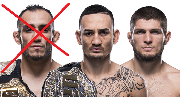 Tony Ferguson injured, Max Holloway in against Khabib at UFC 223 for title