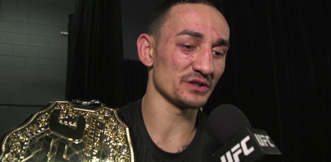 From bad to worse – Max Holloway now out of UFC 223 main event