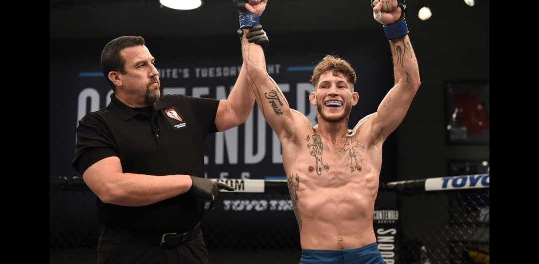 Mike Santiago looking to steal the show at UFC 225