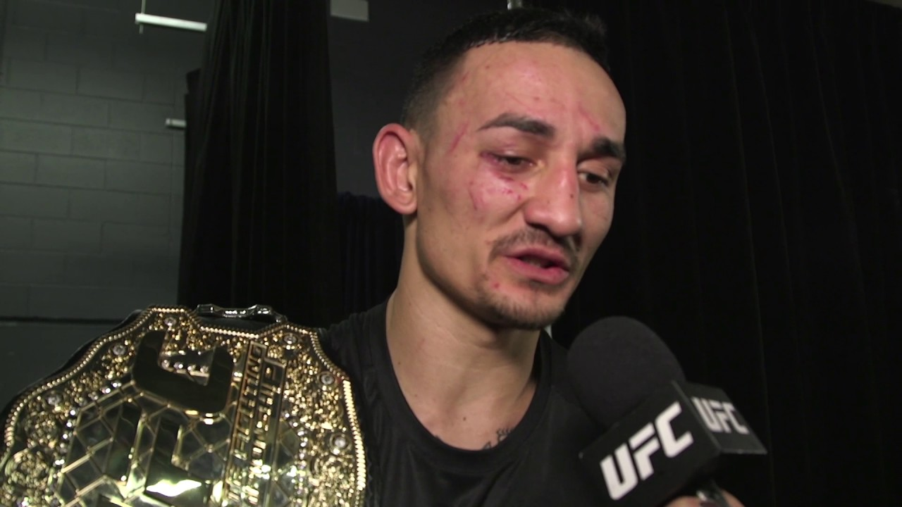 From bad to worse - Max Holloway now out of UFC 223 main event