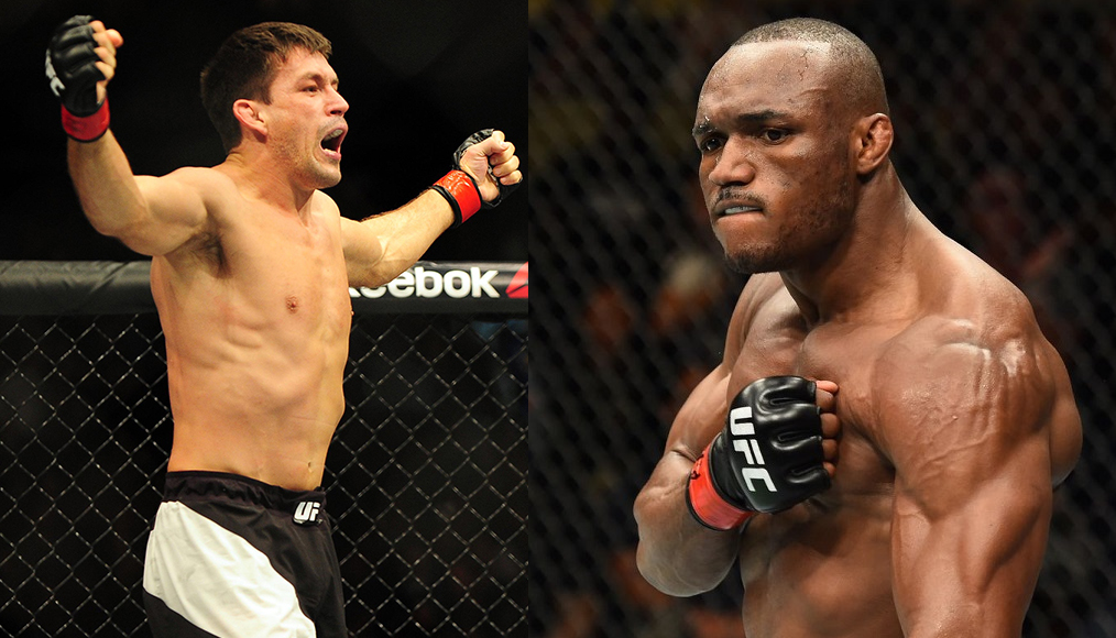 Demian Maia steps in against Kamaru Usman for UFC Chile headliner