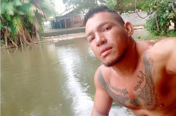Adriano Sylberth Santana Pereira murdered
