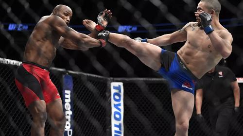 Romero vs Whittaker Rematch: Repeat or Revenge