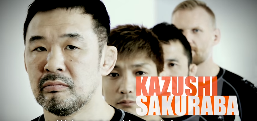 UFC Fight Pass to live stream Sakuraba's Quintet Submission Grappling