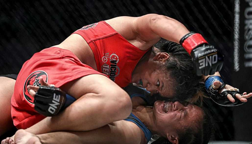 Gina Iniong leaves painful loss behind her as she focuses on future opportunities