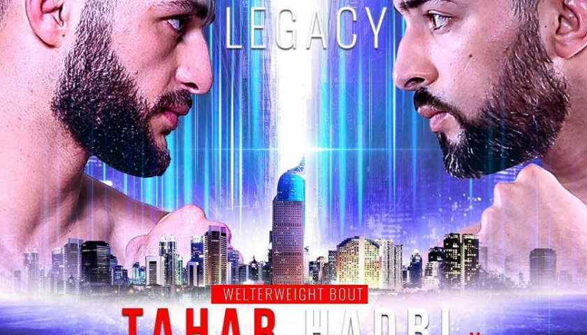 Tahar Hadbi and Jarrah Al-Selawe set for top contender bout at Brave 12