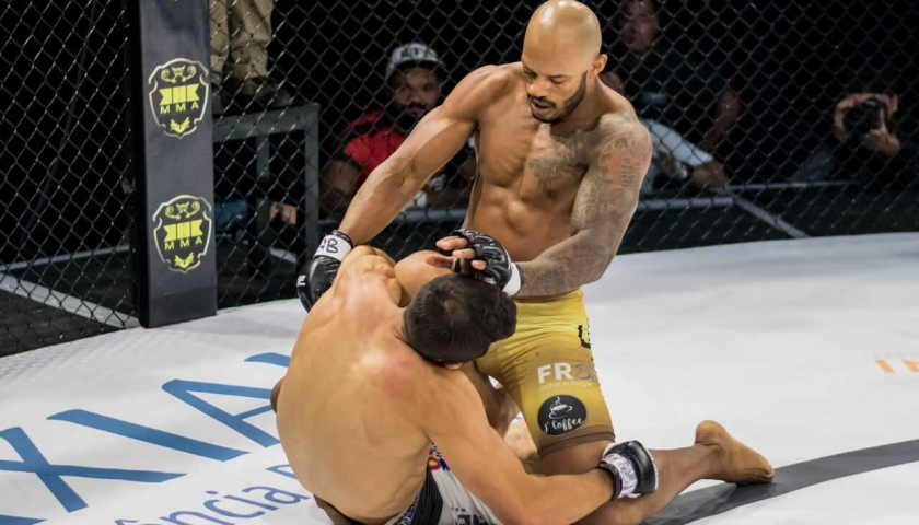 After ferocious win at Brave 11, veteran Rodrigo Cavalheiro wants Amoussou or Fakhreddine next