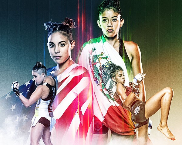 Combate Americas Announces Mexico vs USA on Friday, May 11