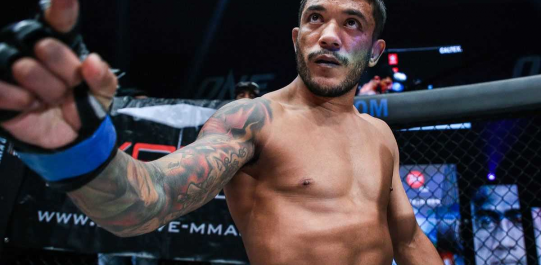 Alex Silva eyes encore performance in rematch against Japanese rival