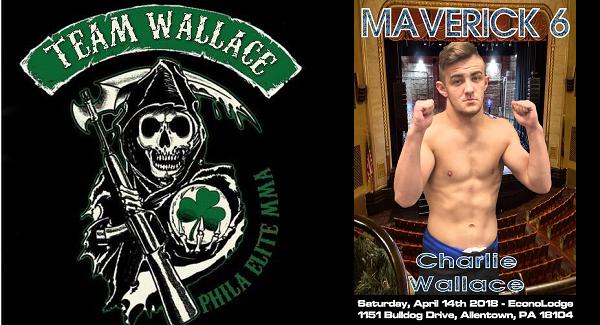 Charles Wallace, Maverick MMA