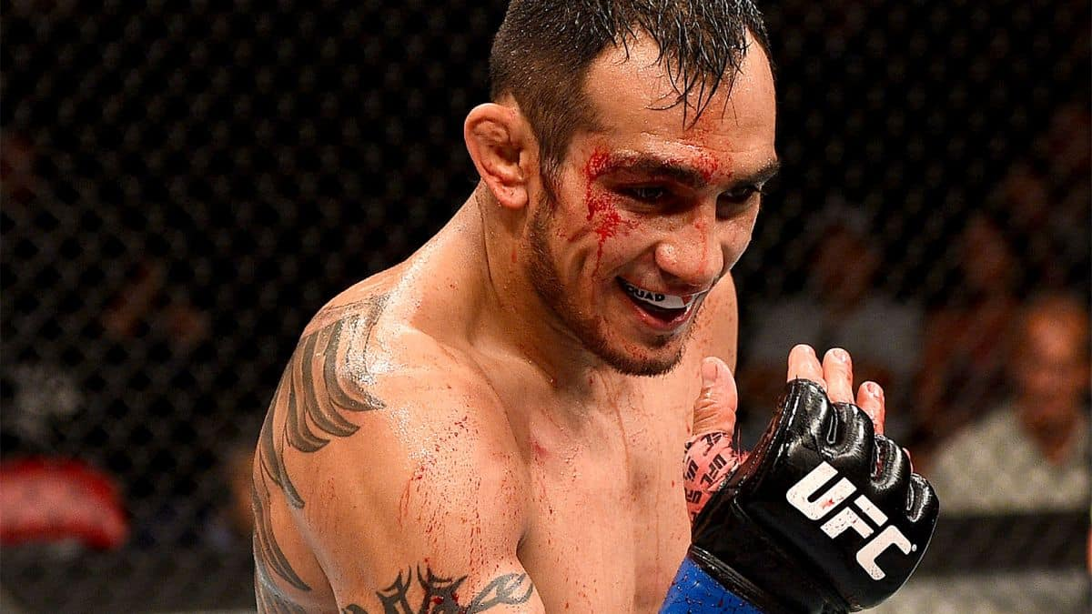 Tony Ferguson gives injury update, eyes title shot upon return