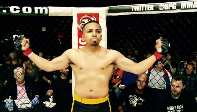 Rob Astacio excited to put on a show at Art of War 7