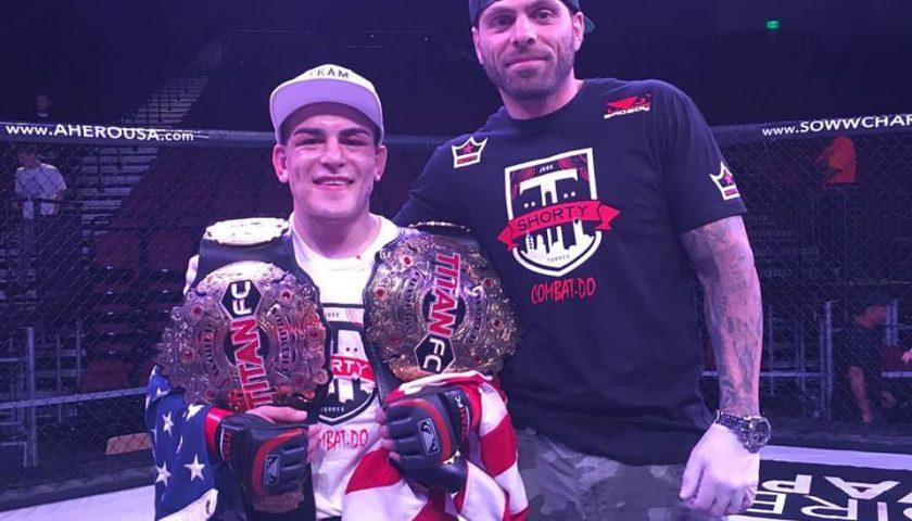 Jose Shorty Torres praises Lou Giordano for talking him into UFC Utica