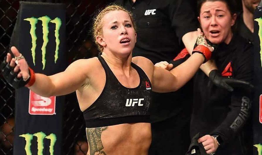 Can Amanda Bobby Cooper neutralize Mackenzie Dern's BJJ game with wrestling?