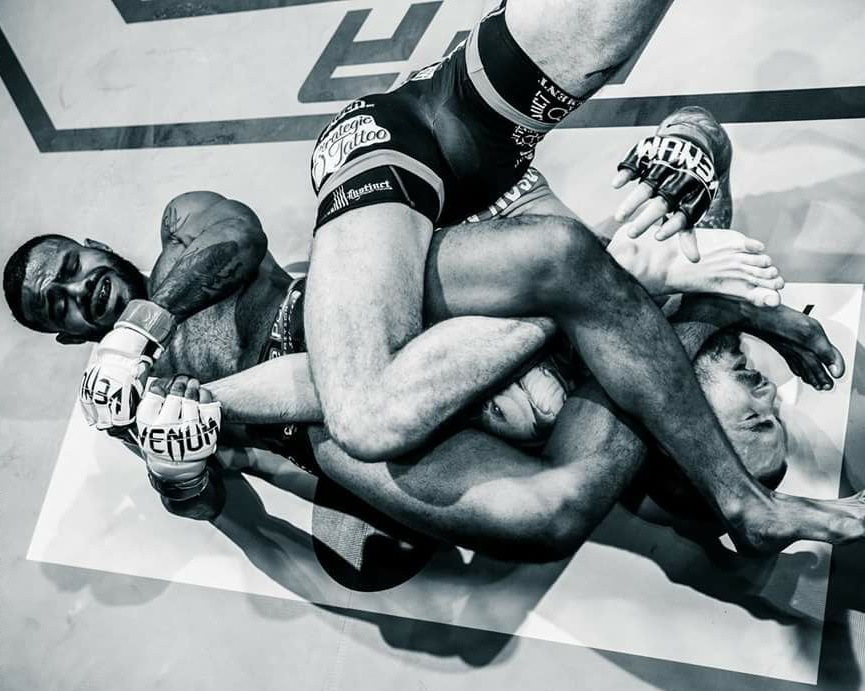 Jordan Griffin, No. 1 ranked pro featherweight in midwest, has next fight booked