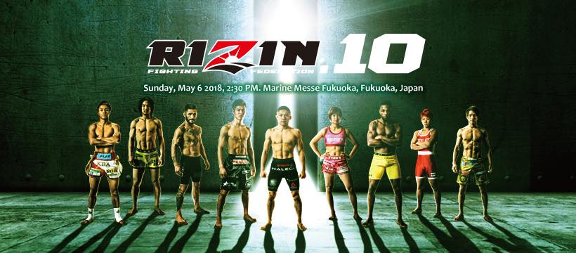 how to watch rizin.10 live stream