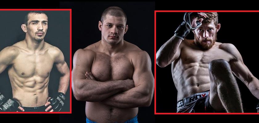 MMA prospects, Ivan Shtyrkov, Askar Askarov, Jesse Arnett,
