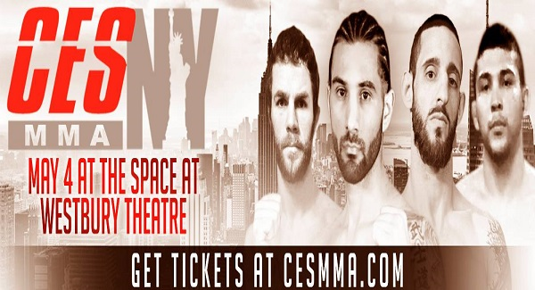 CES MMA NY weigh-in results