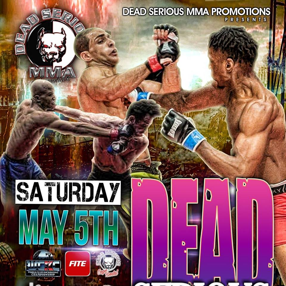Dead Serious 29 - Official PPV Live Stream