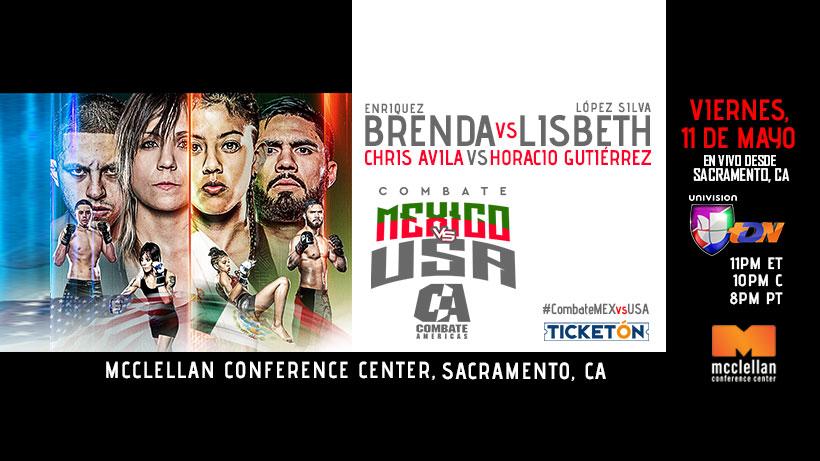 Kyra Batara injured, Combate Americas announces new main event for 'Mexico vs USA'