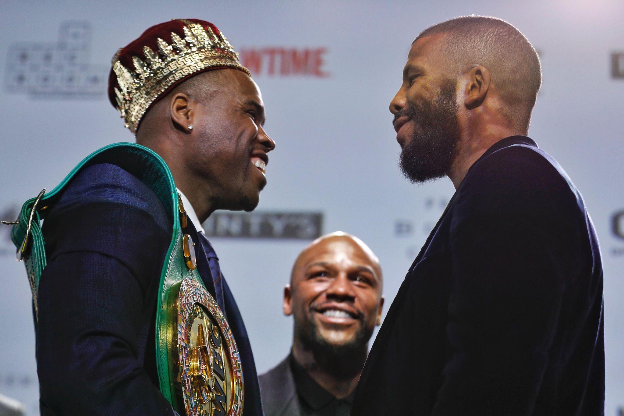 Adonis Stevenson and Badou Jack Predict Knockout Victories