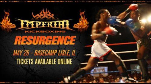 Imperial Kickboxing: Resurgence highlights Chicago kickboxing