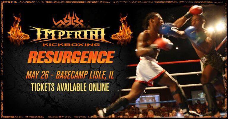 Imperial Kickboxing: Resurgence highlights Chicago kickboxing