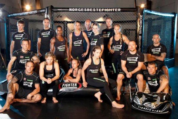 Norwegian MMA, Norway