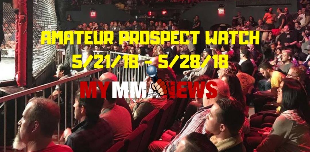 Amateur Prospect Weekly Watch: 5/21/18 – 5/28/18