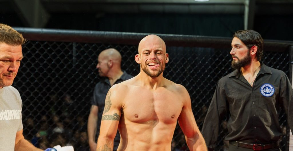 Ryan Carroll focused, ready for Maverick MMA 7