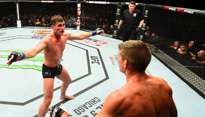 "Stephen Thompson on Darren Till fight: ""If Darren Till fight wasn't in Liverpool I think I would win"""